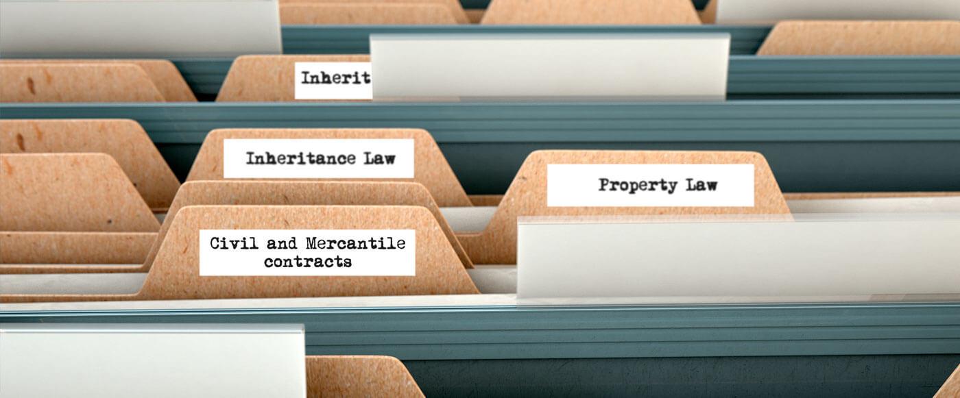 Derecho Civil & Mercantil